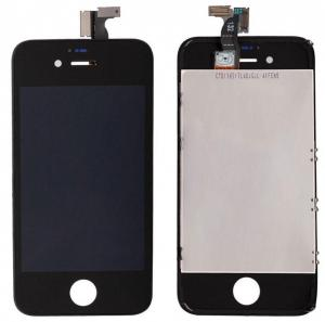 China 10pcs/lot For Apple for Iphone 4S Replacement LCD touch screen digitizer assembly LCD Display black or white on sale