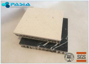 China Oversized With Customized Thickness Sandstone Stone Honeycomb Panel on sale