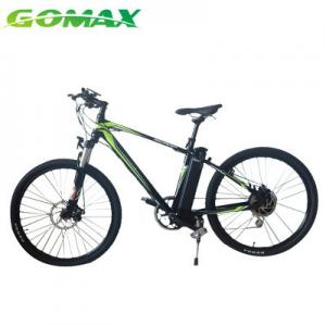 China 36V/8AH 250W 18650 Li-ion battery aluminum walking electric motor bike city ebike on sale