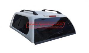 Quality Material da fibra de vidro do dossel do recolhimento da grade de tejadilho L200 for sale