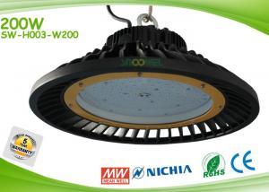 China 2700-6500k Hicloud Led High Bay Lights 200 Watt With 60 Degree 90 Degree on sale