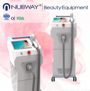 China soprano Hair Removal Permanent with Laser Diode 808nm diode laser hair removal machine on sale