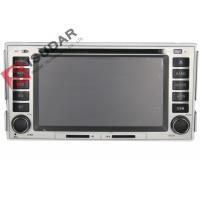 HYUNDAI SANTA FE Car GPS Navigation DVD Player 3G 1080P Car Video Player With Gps CPU 800M