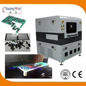 China 10W UV Optowave Laser PCB Separator Machine For Non Contact Depaneling on sale