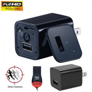 China Home covert usb spy power adapter camera baby monitors camera  made in China factory on sale