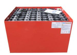 China Sealing Structure Forklift Spare Parts 24v / 12v Lead Acid Battery Long Life on sale