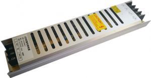 China Aluminium Shell LED Strip Light Power Supply , LED Strip 12V Power Supply IP20 on sale