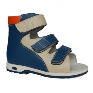 08e84a5246f26 Orthopedic Sandal Footwear Kids Correct Flat Foot Varus Valgus Shoe 4813550