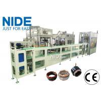 Electric Motor Stator Winding Machine High Efficiency for Fan Motor Stator Production