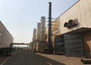 China Hot Dip Galvanizing PlantFor Small Workpieces , High Speed Hot Dip Galvanizing Machine on sale