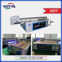 High resolution digital ceramic tiles printing machine digital inkjet ceramic uv flatbed printer