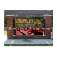 1R 1G 1B P 16 Outdoor LED Display Signs Hydraulic Lever with Meanwell Power Supply