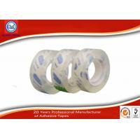 12mm Clear Adhesive BOPP Sticky Stationery Tape For Office & School Use