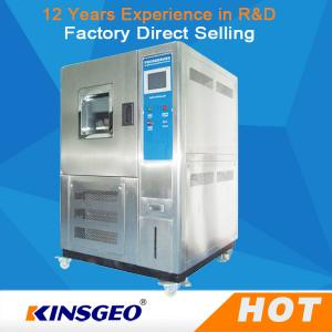 China LCD Display Programmable Environmental Test Chambers With ISO / CE Certificate on sale
