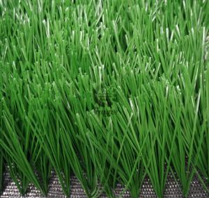 China professional 50mm height uv resistance artificial turf for football pitch on sale