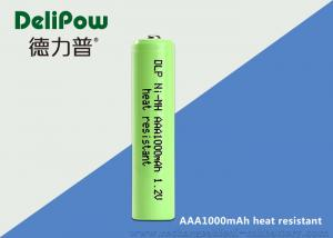 China Professional 1.2 V Rechargeable Battery , 1000mAh Aaa Rechargeable Batteries on sale