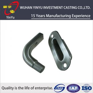 China Small Alloy Steel Investment Casting Parts Iso9001 Standard OEM AND ODM Available on sale