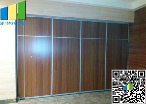 China 3.94 Inch Folding Internal Doors Commercial Sliding Doors For Restaurant on sale