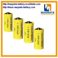 Magnate battery cr123a