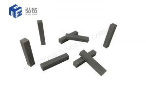 China K10 K20 Tungsten Carbide Strips , Square Tungsten Carbide Flats Bar ISO Standard on sale