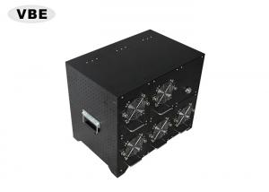 China Prison 1000W Stationary Bomb Jammer , High Power Signal Jamming System Durable on sale