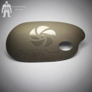 Personalised Engraved Custom Metal Membership Cards OEM Logo Shading New Style