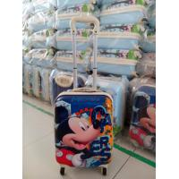 China hot sale lovely kids trolley luggage bag suitcases in baigou baoding hebei China Factory on sale