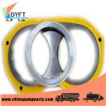 Concrete Pump Accessories Wear Plate and Cutting Ring