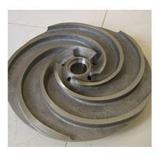 China High Cr White Iron Cast Liners With Excellent wear performance on sale