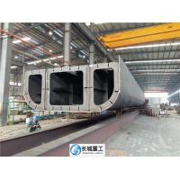 Lightweight Steel Box Girder High Intensity Stable Efficient For Long Spans Bridges