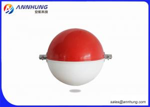 China Powerline Using Aircraft Warning Sphere / Aerial Marker Balls ICAO Standard on sale