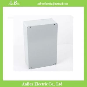 China 240*160*80m m ip66 impermeabilizan el fabricante de la caja del tronco del metal on sale