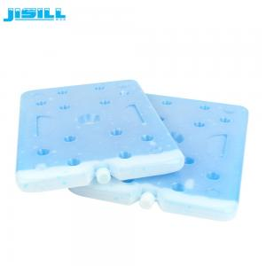 China Phase Change Material Blue Ice Cooler Brick For Control Temperature Transport on sale