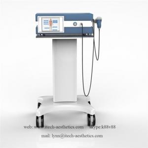 China Effective Physical Pain Therapy Acoustic Shock Wave ED treatment Machine on sale