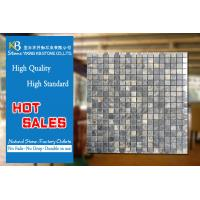 Wall Grey Marble Tiles Polished Marble Flooring Tile For Design Decoration