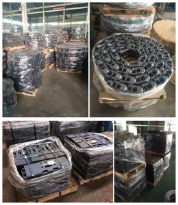 China China professional supplier high quality XCMG excavator bulldozer undercarriage parts on sale