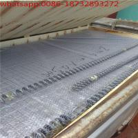 China Zinc5% aluminum mischmetal alloy welded wire gabions with spiral binders, lacing wire and stiffeners on sale