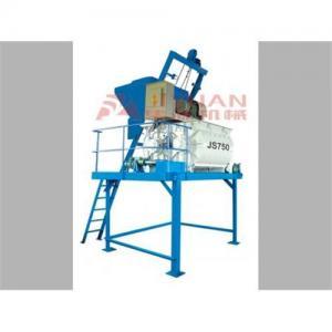 China Concrete JS750 mixer on sale