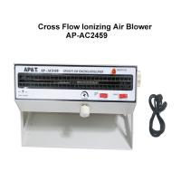 China AC 220V Cross Flow Static Elimination Blower For Chemical / Printing Industry on sale