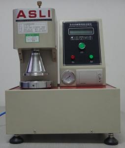 China Automatic Paper Board  Lab Test Equipment Bursting Strength Tester on sale
