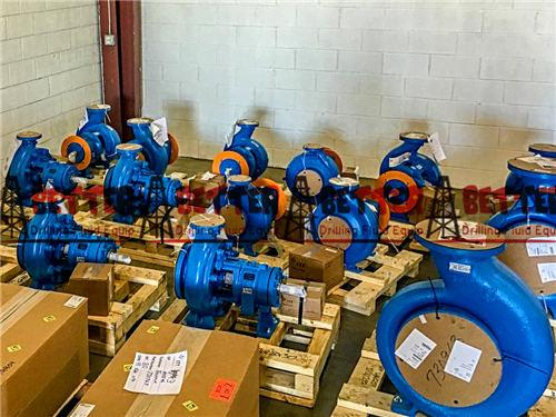 Goulds 3196 ANSI B73 1 Process Pump and Parts for sale – Goulds 3196