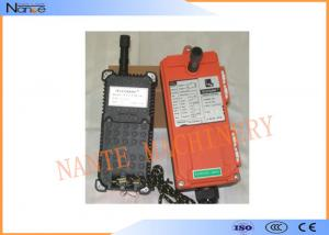 Telecrane Wireless Hoist Remote Control Power Switch ID Code