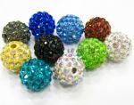 los 8MM Granos cristalinos de moda, bola de arcilla, tipo A de Piedra de la estafa