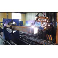 Round / Square Pipe Cutting And Beveling Machine For Steel Fabrication