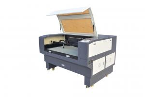 China Embroidery CCD Camera Laser Cutting Machine , Laser Engraving Equipment on sale