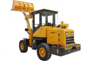 China Mini Front End Loader 916 1 Ton Rated Load Heavy Equipment Loader With Manual Transmission on sale
