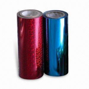 China Lámina para gofrar para el papel y el plástico, disponibles calientes en grados de PTX, de FTX, de BRV, y de BRP on sale