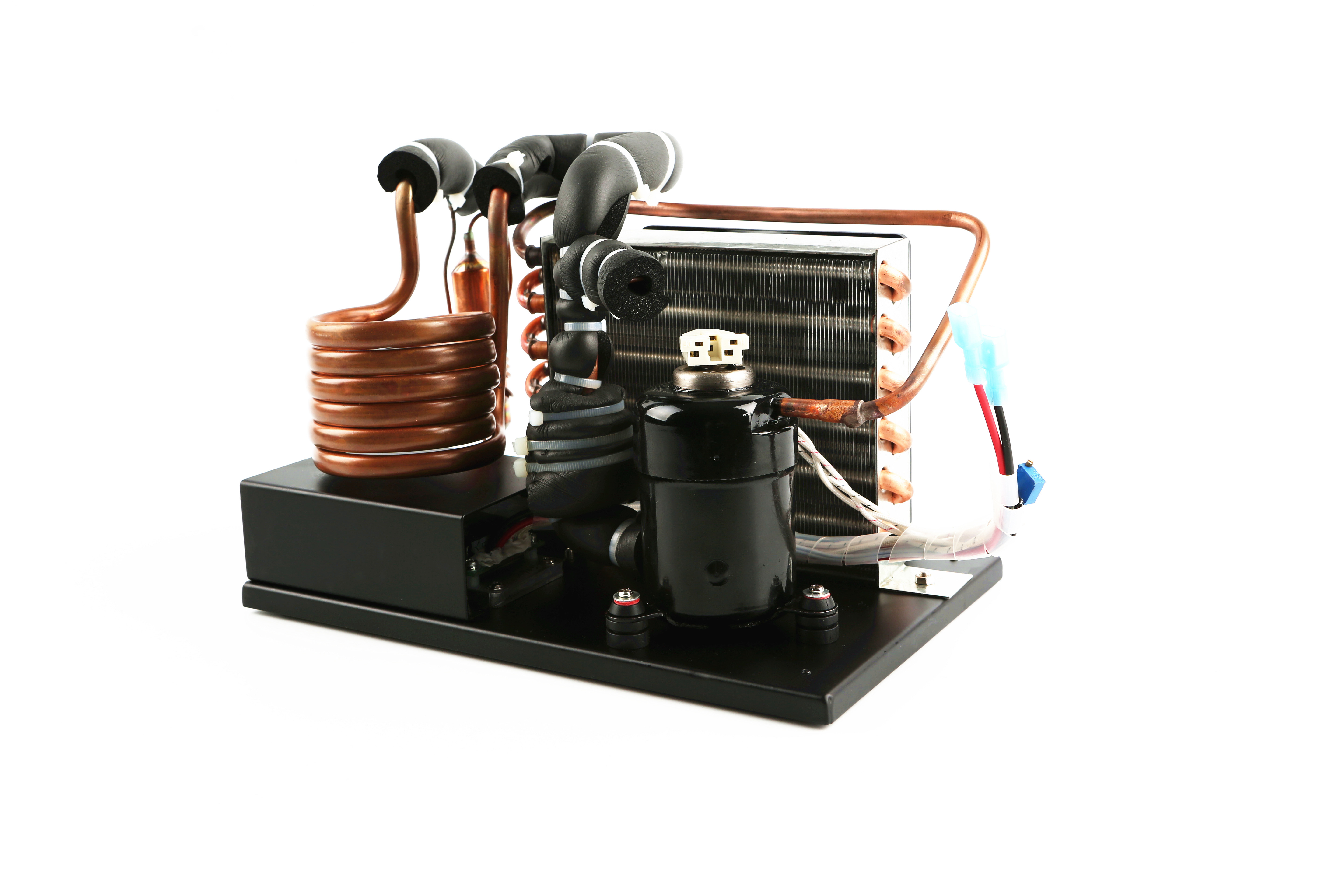 Best Design Air Refrigeration Compressor R134a Small