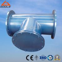 Fabricated Flanged T Type Strainer