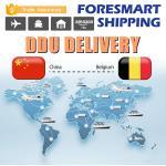 Port To Port China To Belgium DDU International Shipping